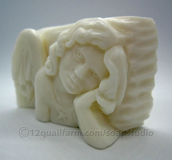 Angel Soap (White)
