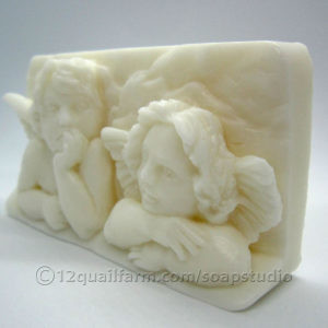 Angels Soap (White)
