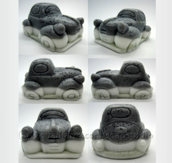 Car Soap (Grey)