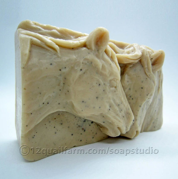 Connemara Ponies Soap (Beige)