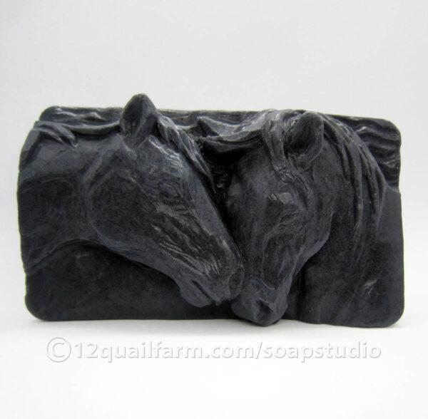 Connemara Ponies Soap (Black)