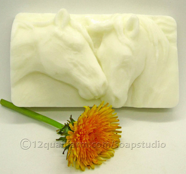 Connemara Ponies Soap (White)