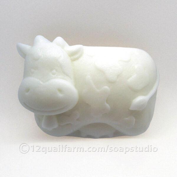 Cow Soap (white)