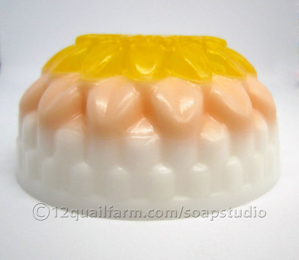 Exotic Dahlia Soap