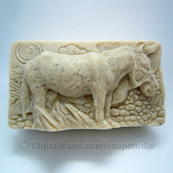 Donkey Soap (Beige)