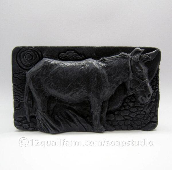 Donkey Soap (Black)
