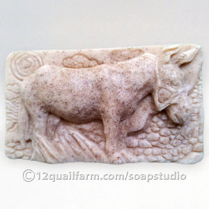 Donkey Soap (Moroccan Red)