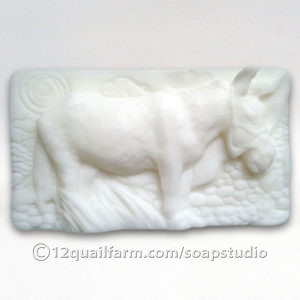 Donkey Soap (White)