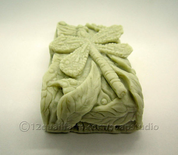 Dragonfly Soap (Green)