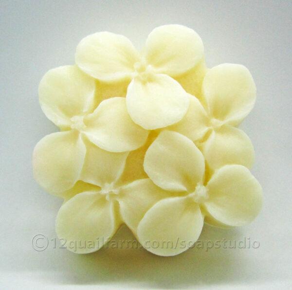 Flower Soap (Off-White)