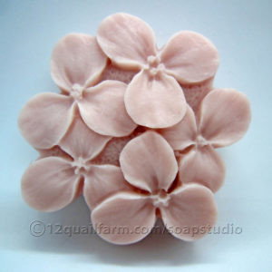 Flower Soap (Pink)