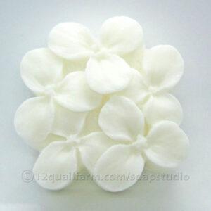 Flower Soap (White)