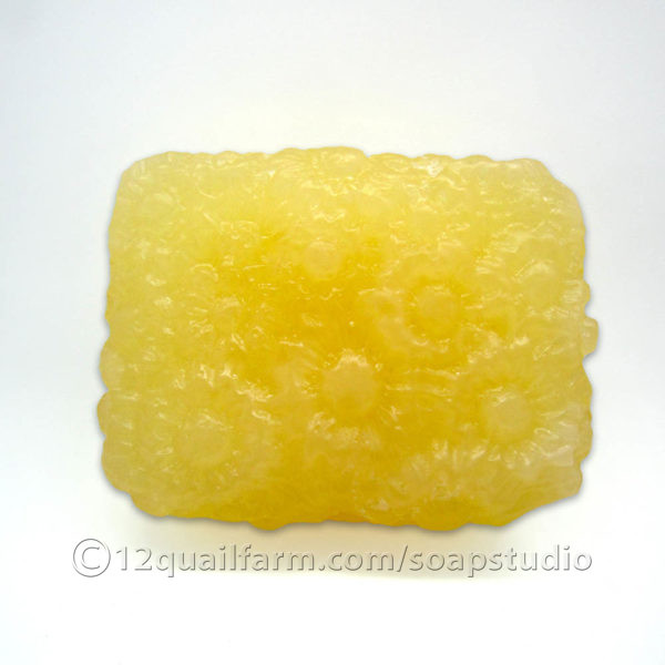 Flowerbed Soap (Yellow)