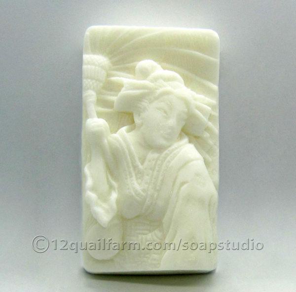 Geisha (White)