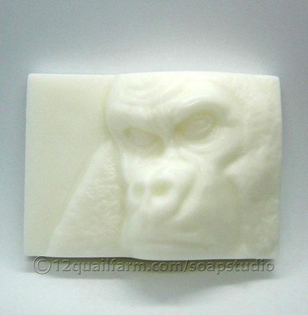 Gorilla Soap (White)