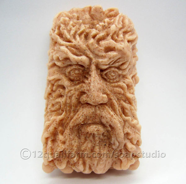 Green Man Soap (MR)
