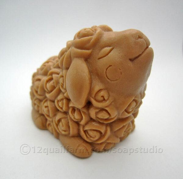 Hazel Sheep Soap