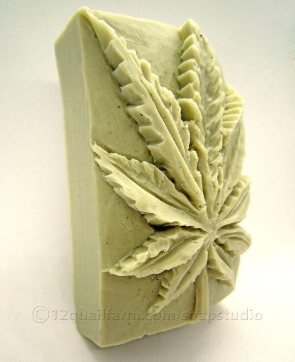 Herbal Bliss Soap (Green)