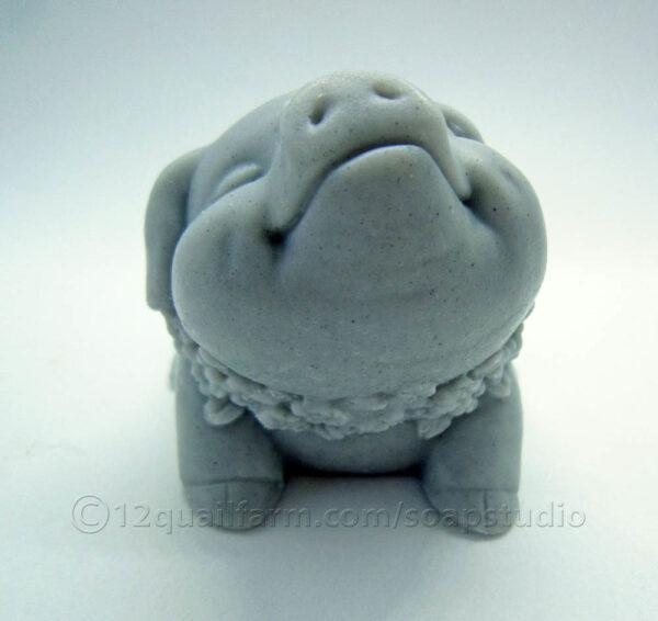 Little Pig Soap (Grey)