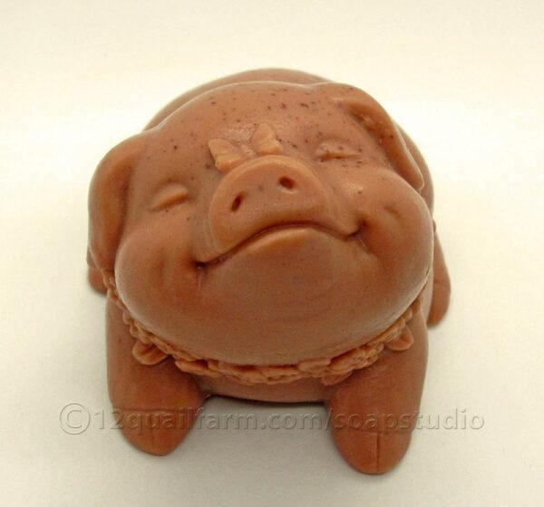 Little Pig Soap (Pink)