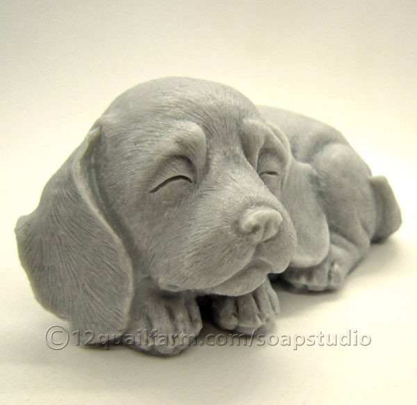 Puppy Dog Soap (Greyl)