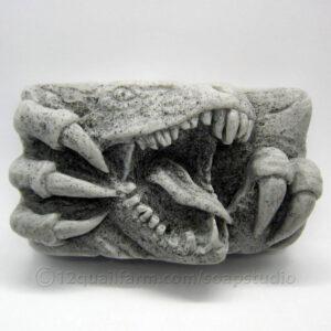 Roaring Rex Soap (Gray)
