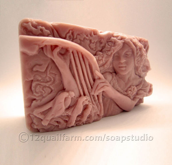 Rose of Tralee Soap (Pink)
