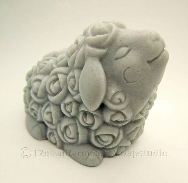 Sheep Soap (Grey)
