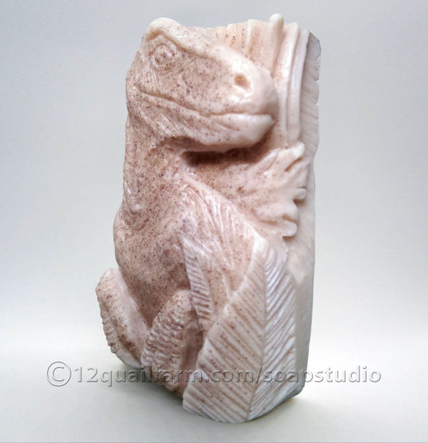 T-Rex Soap (Moroccan Red)