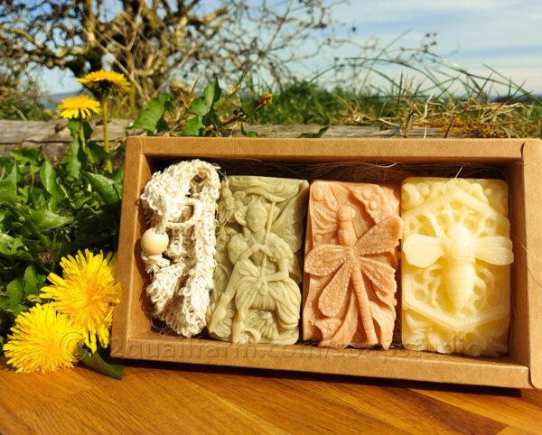 Donkey Milk Soap Gift Box