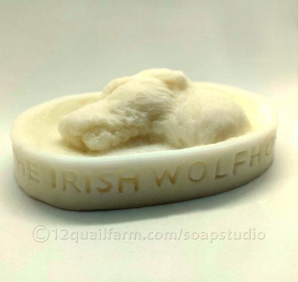 Irish Wolfhound (White)