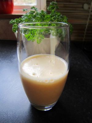 Quail Egg Morning Drink